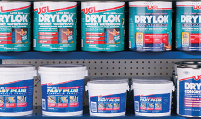 Find a Store that Carries DRYLOK®, ZAR® or UGL® Brands