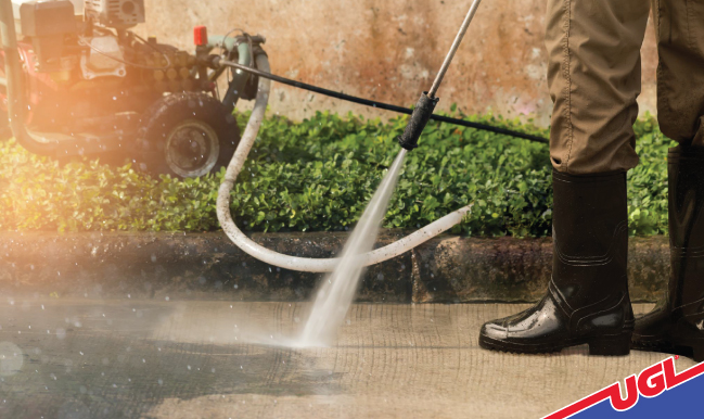 Cleaning and Dry Time Critical to Successfully Coating Concrete Floors
