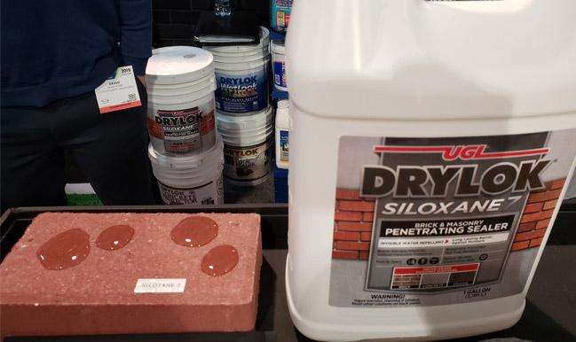 UGL New DRYLOK Siloxane 7