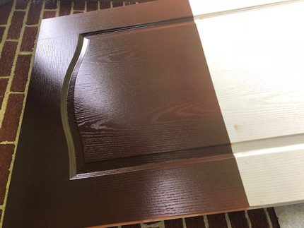 Primed Paintable Substrate