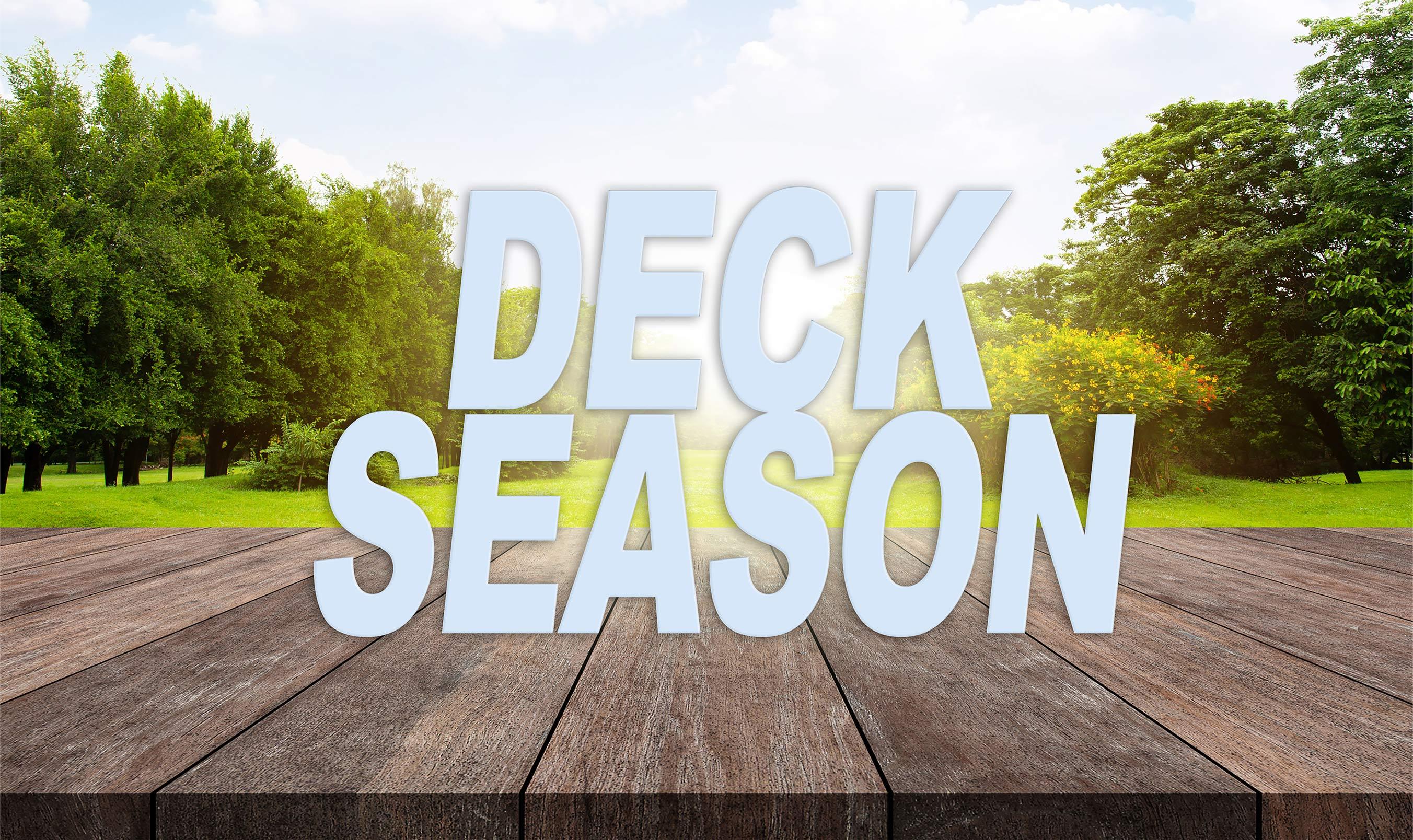 Deck Season