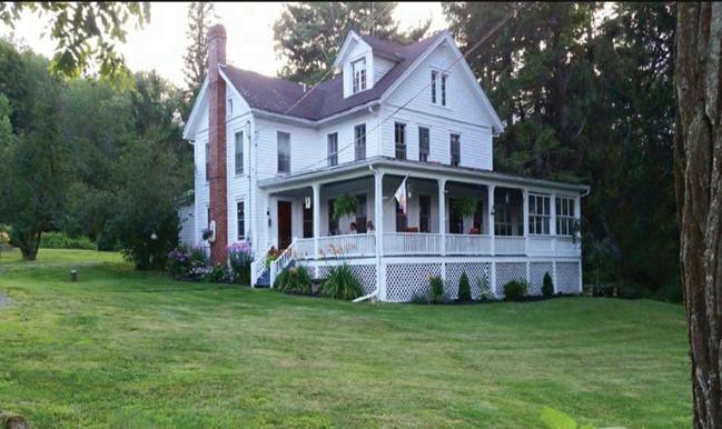 19th-century white house