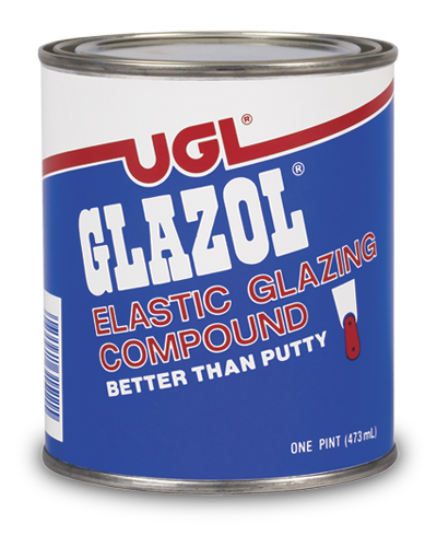 UGL® Glazol® Glazing Compound