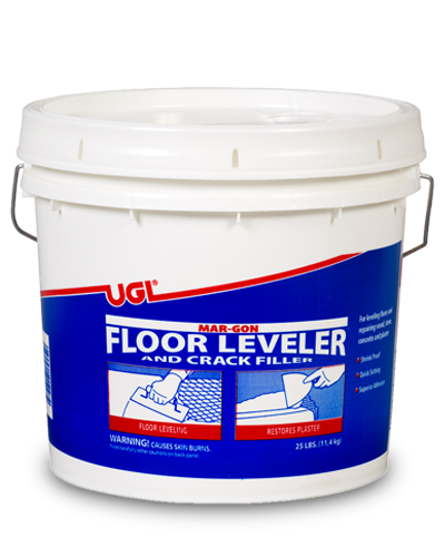 UGL® Mar-Gon Floor Leveler and Crack Filler