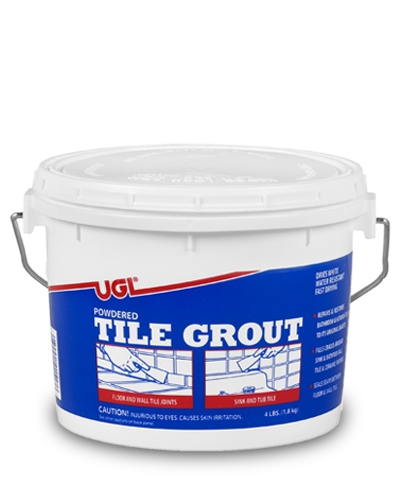 UGL® Powdered Tile Grout